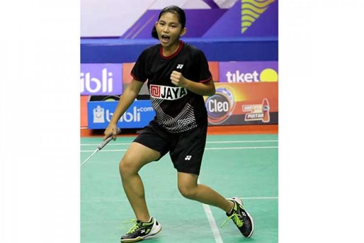 Atlet PB Jaya Raya Berhasil Amankan Medali Emas