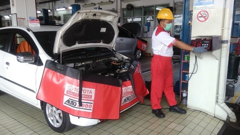 Auto2000 Sediakan Fasilitas Uji Emisi Kendaraan