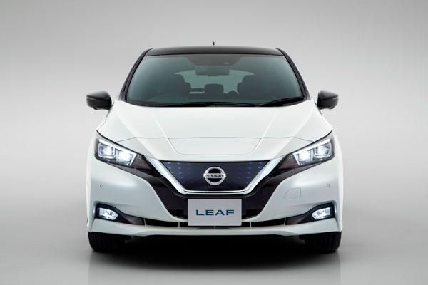 LAMPUNG POST | Mobil Listrik Nissan Resmi Diperkenalkan