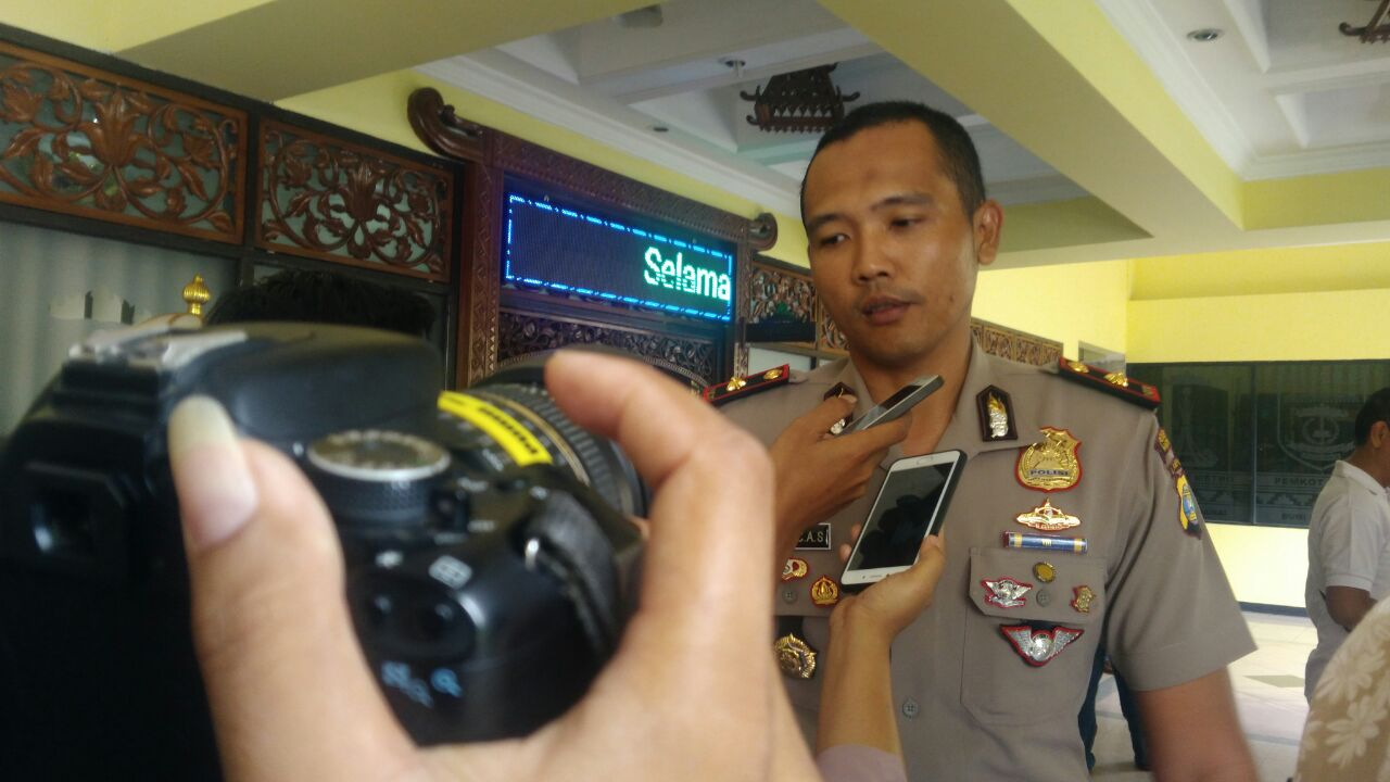 LAMPUNG POST | Kasus Bong Sabu dalam Mobil Dinas, Polres Metro Tunggu Polda