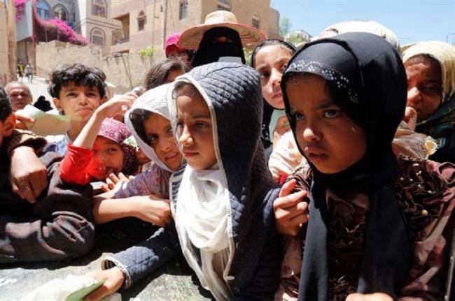 LAMPUNG POST | Wabah Kolera Ancam Satu Juta Nyawa Anak di Yaman