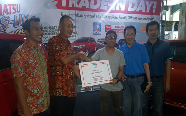 LAMPUNG POST | Daihatsu Dress-Up Challenge Sapa Yogyakarta