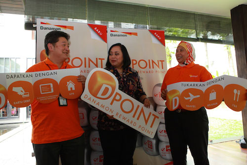 Bank Danamon Luncurkan D-Point