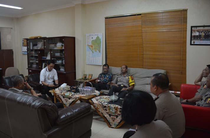 LAMPUNG POST | Tim Mabes Polri Pantau Pilkada Lampung