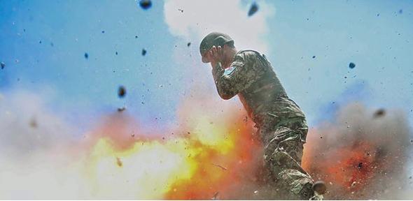 LAMPUNG POST | Sebagian Besar Tentara AS Dipecat karena Gangguan Jiwa