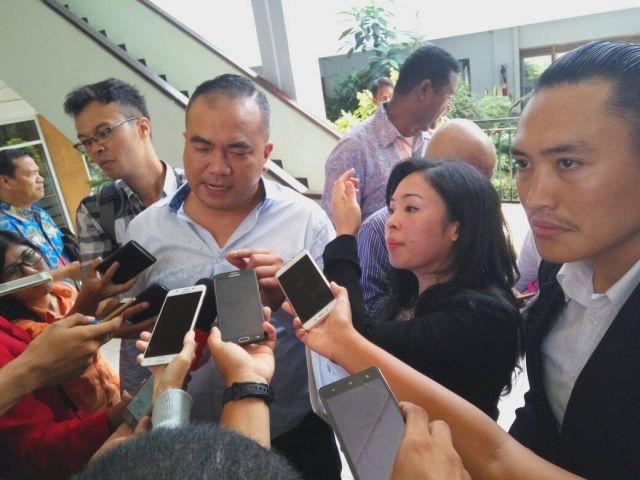 LAMPUNG POST | Praperadilan Ditolak, Pengacara Miryam Gigit Jari