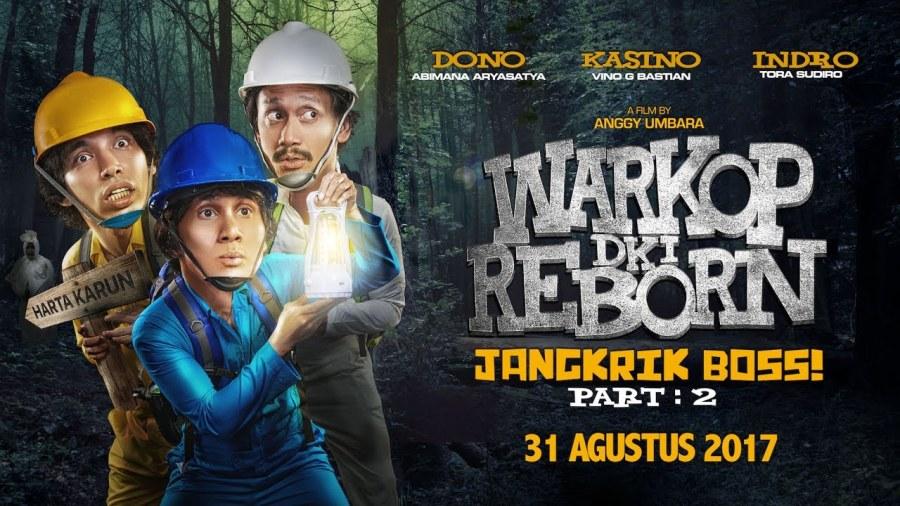 Beli Tiket Warkop DKI Part II Dapat DVD Gratis