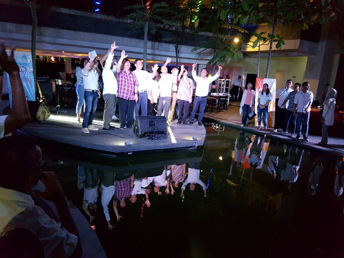 LAMPUNG POST | Pelindo Gelar Gathering dengan 200 Pelanggan