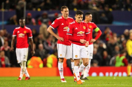 Mourinho: Saya Senang Lihat Pemain MU Sedih