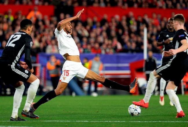 LAMPUNG POST | Sevilla Vs MU Imbang Tanpa Gol