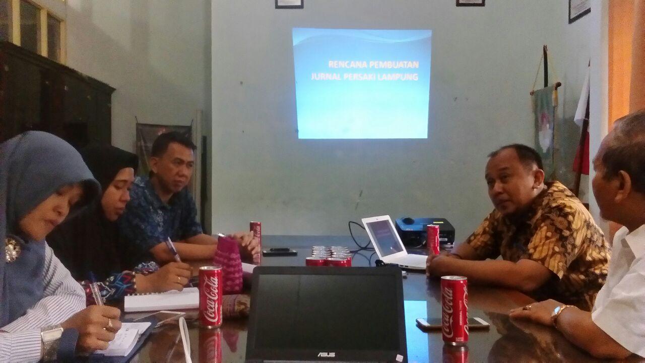 LAMPUNG POST | Persaki Lampung akan Terbitkan Jurnal