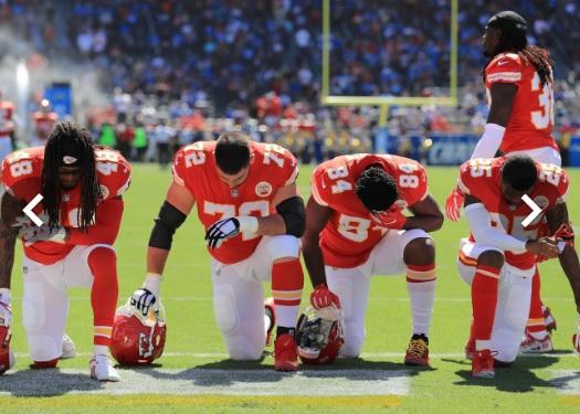LAMPUNG POST | Kecam Pemain NFL saat Lagu Kebangsaan, Wapres AS Tinggalkan Stadion
