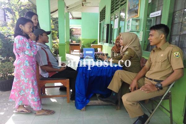 LAMPUNG POST | 3.779 Siswa Diterima di 34 SMPN Bandar Lampung