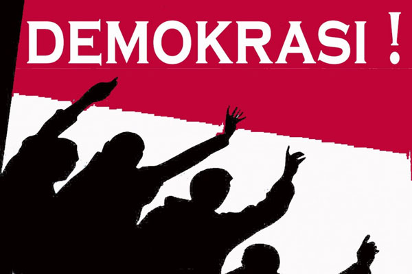 LAMPUNG POST | Bukan Demokrasi Seremonial
