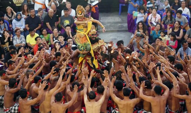 LAMPUNG POST | BNPB Tegaskan Tempat Wisata di Bali Aman