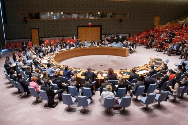 LAMPUNG POST   PBB Segera Tentukan Nasib Sanksi Berat untuk Korut