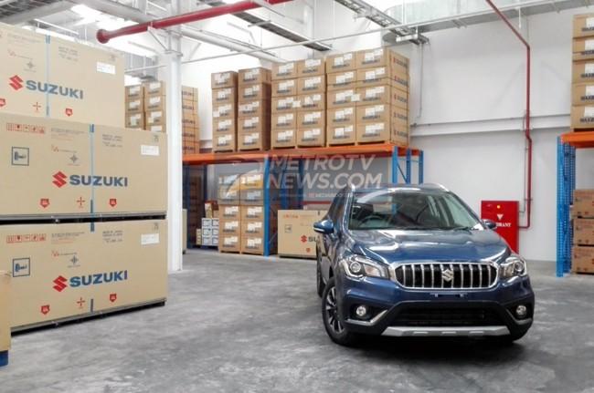 LAMPUNG POST | New Suzuki SX4 S-Cross Bakal Meluncur Pekan Ini
