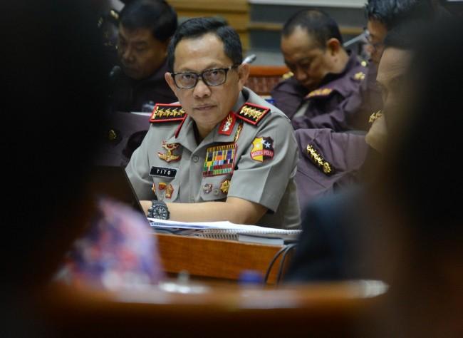 LAMPUNG POST | Kapolri Telah Petakan Daerah Rawan Konflik saat Pilkada Serentak 2018