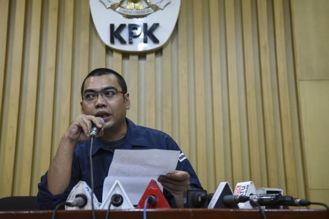 KPK Siap Beri Jawaban Atas Eksepsi Novanto