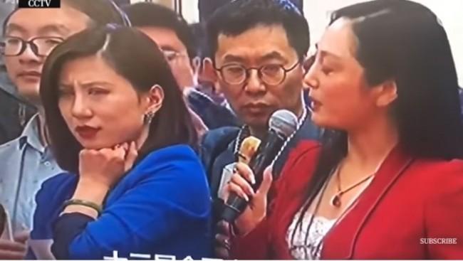 Lirikan Mata Seorang Wartawan yang Memicu Sensor di Tiongkok