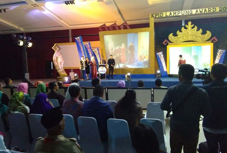 Apresiasi Lembaga Penyiaran, KPID Lampung Award Kembali Digelar