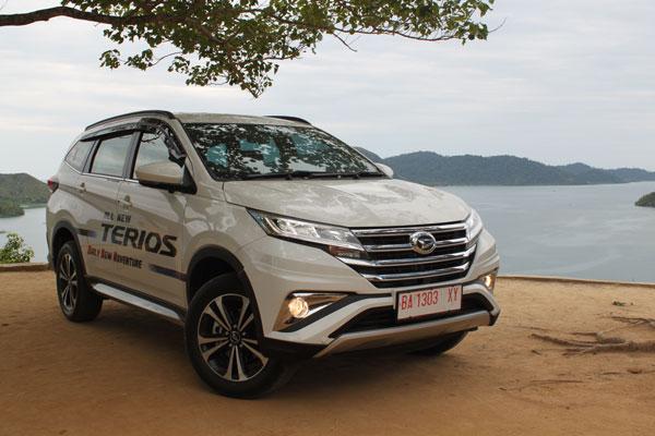 LAMPUNG POST | Ini Alasan Daihatsu Turunkan Harga All New Terios