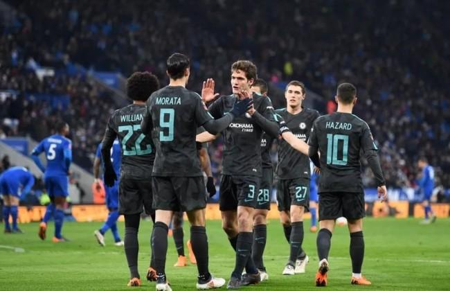 LAMPUNG POST | Gol Pedro Loloskan Chelsea Ke Semifinal Piala FA