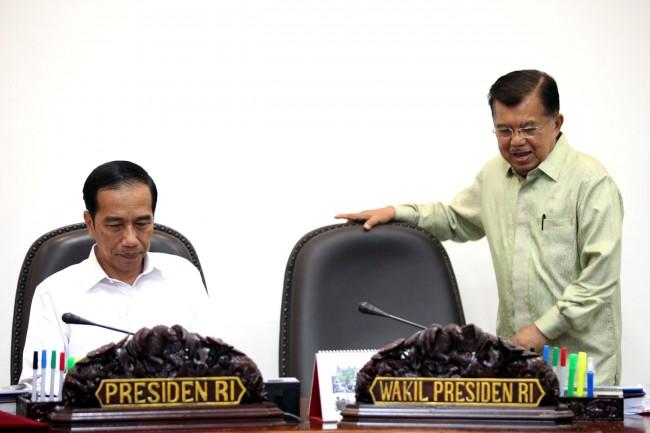 LAMPUNG POST | Jokowi Disarankan Duet dengan Tokoh Islam Moderat di Pilpres
