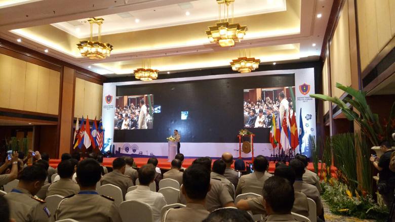 LAMPUNG POST | Forum Polantas Asia Tenggara Bahas Pemberlakuan SIM ASEAN