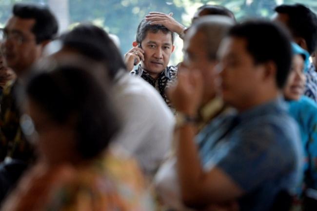 LAMPUNG POST | Gaji ke-14 Tidak Diberikan bagi Pensiunan PNS