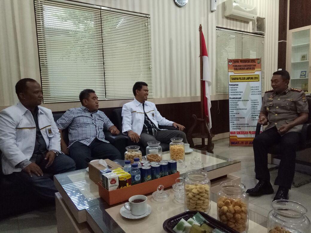 PKSBandar Lampung  Ikut Perangi Narkoba