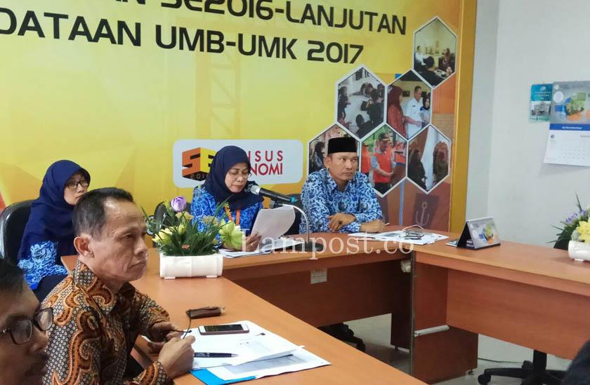 LAMPUNG POST | Lima Kelompok Picu Inflasi di Bandar Lampung
