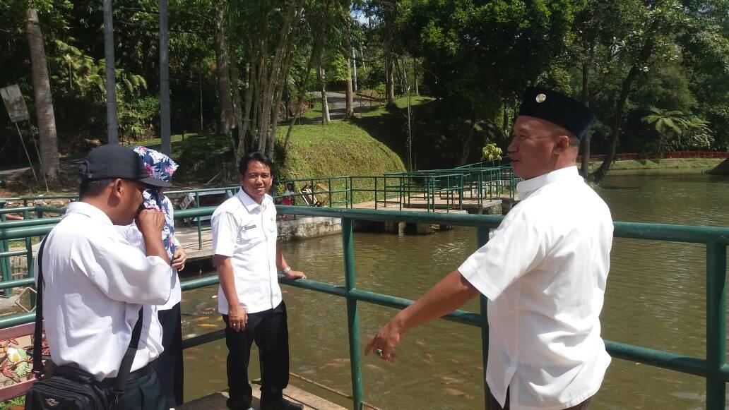 LAMPUNG POST | Jelang Akhir Masa Jabatan, Mukhlis Genjot Pembangunan Wisata