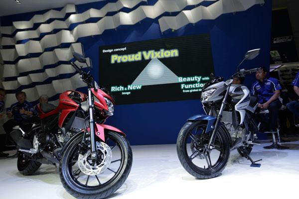 LAMPUNG POST | Yamaha Umumkan Harga New V-Ixion R