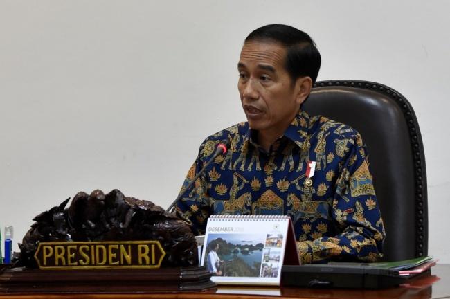 Jokowi Klaim Mampu Menekan Ketimpangan Antara Si Kaya dan Miskin