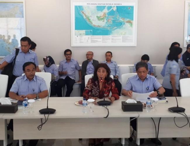 Menteri Susi: Bekerja 3 Tahun Bukan Cuma Tenggelamkan Kapal