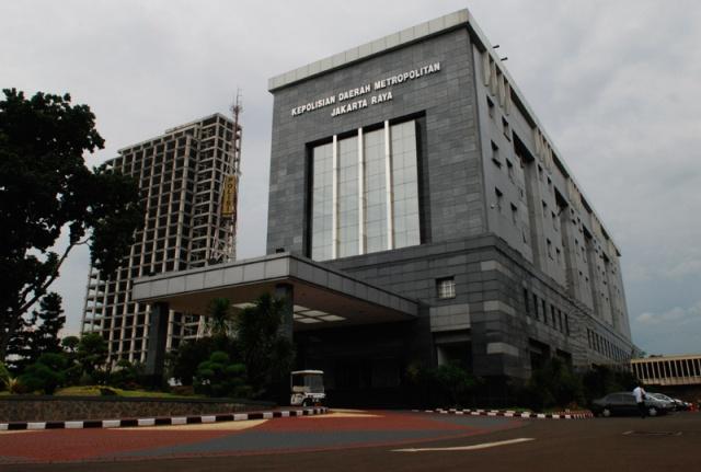 LAMPUNG POST | Gedung Densus Tipikor Enam Lantai di Polda Metro Jaya