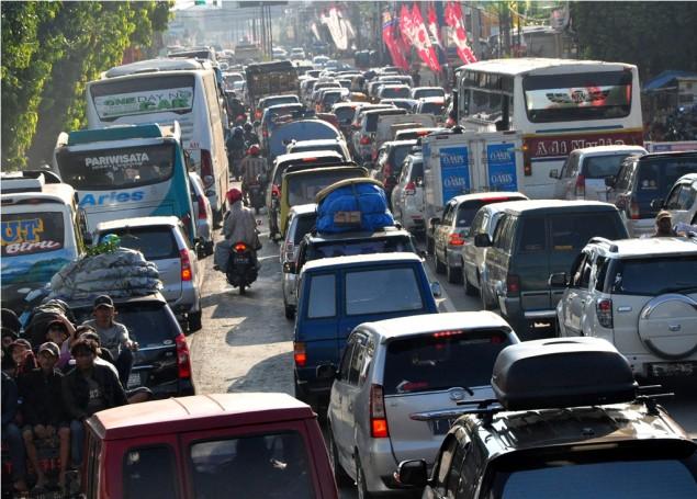 LAMPUNG POST | Banser Lampung Siapkan 22 Posko Mudik