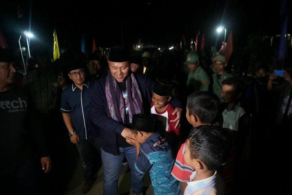 LAMPUNG POST | Tingkatkan Perekonomian, Mustafa segera Bangun Pasar di Anaktuha
