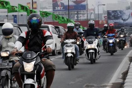 Wapres JK Usulkan Pembatasan Jarak Tempuh Sepeda Motor