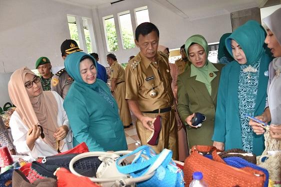 Wali Kota Pairin Sebut Penataan Pasar Metro Buat Kebaikan Brsama
