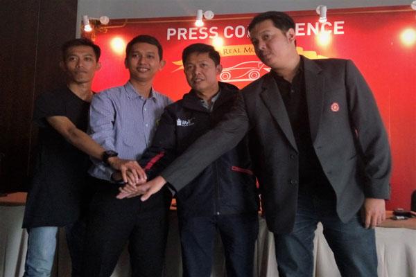 LAMPUNG POST | Dyandra Gelar Pameran Otomotif Medan