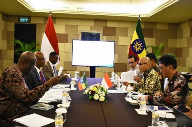 LAMPUNG POST | 46 Negara Afrika Hadiri IAF 2018