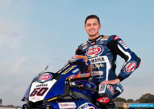 LAMPUNG POST | Pembalap Superbike Van der Mark Gantikan Rossi di MotoGP Aragon