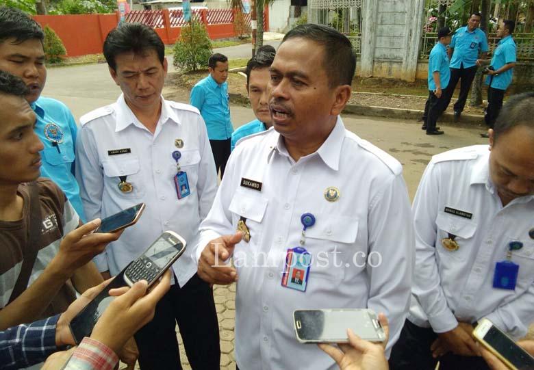LAMPUNG POST | Pemberantasan Narkoba di Lampung Butuh Sinergitas