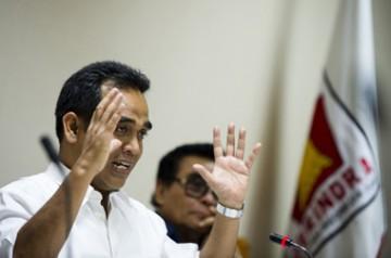 LAMPUNG POST | Protes ke Fadli Zon, Sekjen Gerindra: Kenapa 'Elo Tulis Surat Kayak Gitu'