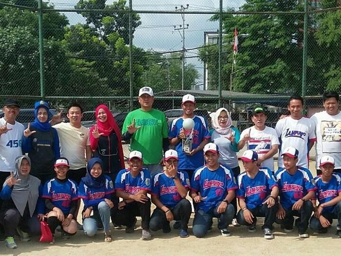 LAMPUNG POST | Lampung Tuan Rumah Kejurnas Bisbol