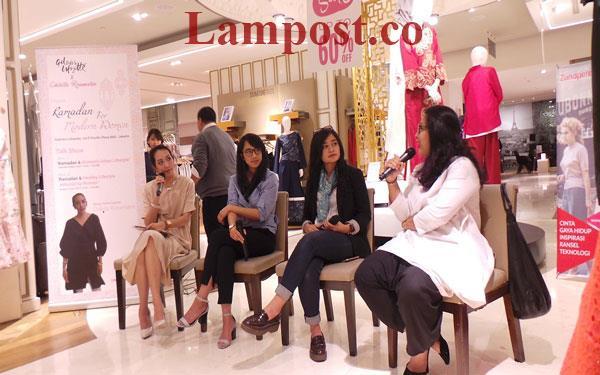 LAMPUNG POST | Ramadhan for Modern Women