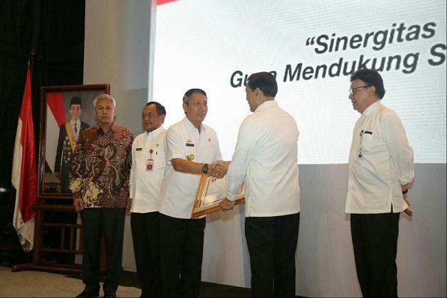 Lampung Kembali Raih Juara Pertama Penanganan Konflik Sosial
