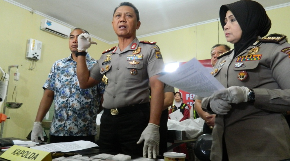 LAMPUNG POST | Polda Lampung Tingkatkan Keamanan Objek Vital